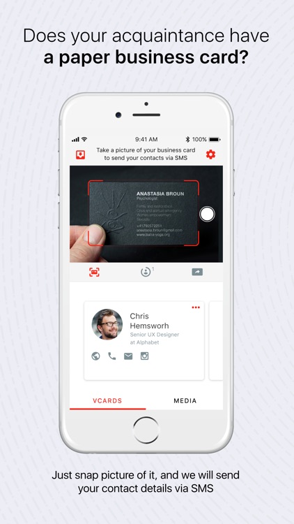 Drop business cards contacts by resonance software llc drop business cards contacts colourmoves