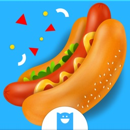 Hot Dog Deluxe (for Kids)