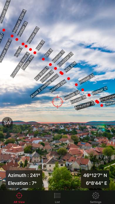 Satellite Pointerのおすすめ画像1
