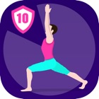 10 Days Workout: Abs Fitness icon