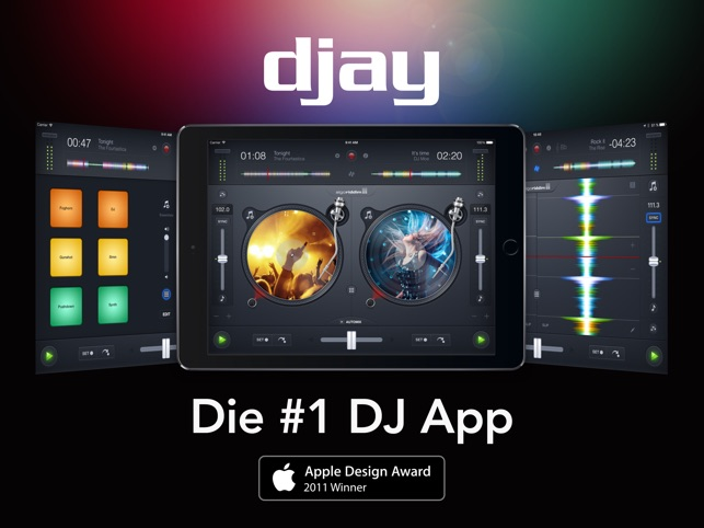 djay 2 Screenshot