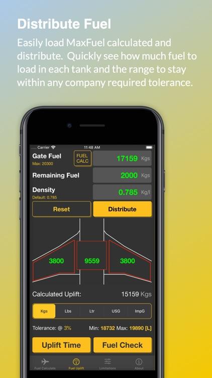 MaxFuel for Pilots screenshot-3