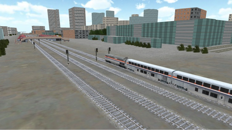 Train Sim screenshot-4