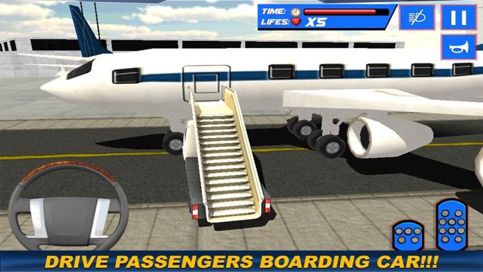 Real Airport Truck Simulator Screenshot