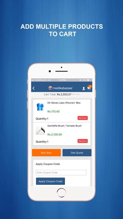 Medikabazaar: Medical Supplies screenshot-3