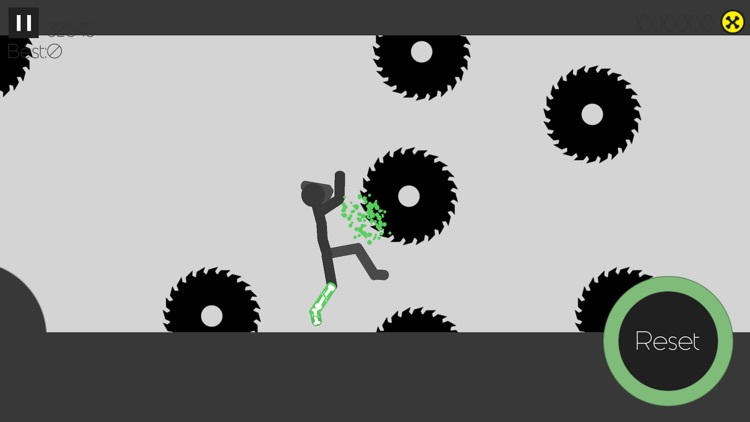 Stickman Falling Annihilation screenshot-3
