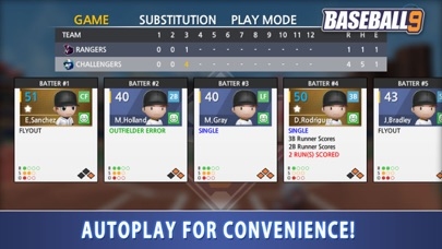 Screenshot 5 Baseball 9