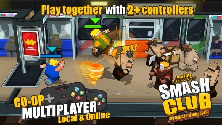 Smash Club screenshot-3