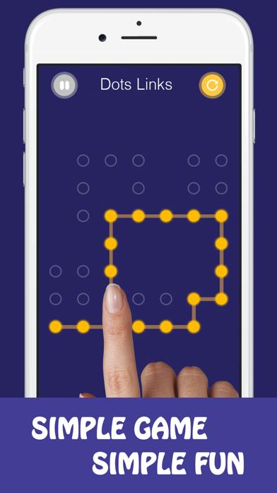 Dots Link - Connect the dot screenshot 1