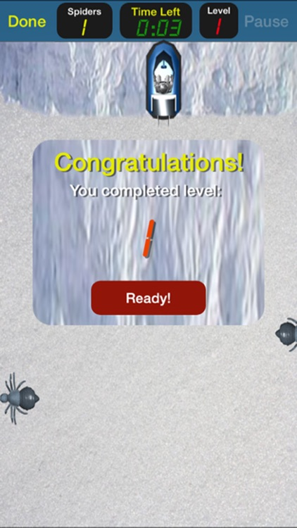 Ice Spiders Attack screenshot-3