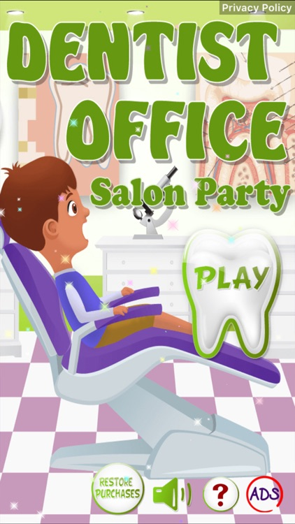 Dentist Office Salon Party