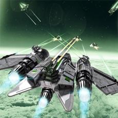 雄鹰——飞机游戏外太空街机射击