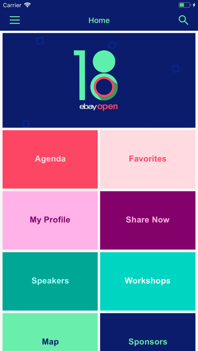 eBay Open 2018 screenshot 1