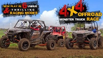 4x4 OffRoad Monster Truck Raceのおすすめ画像1