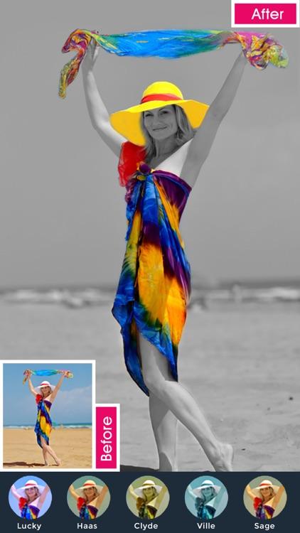 Color Splurge pic photo editor screenshot-4