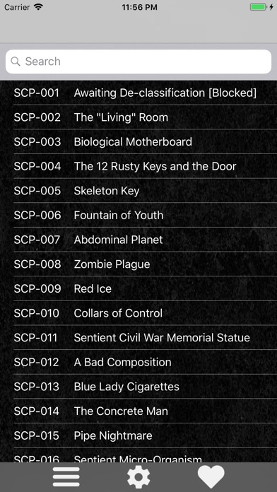Scp Foundation Catalog By Jeremy Graham Ios United States