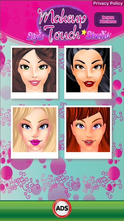 Makeup Touch Style Studio screenshot-5