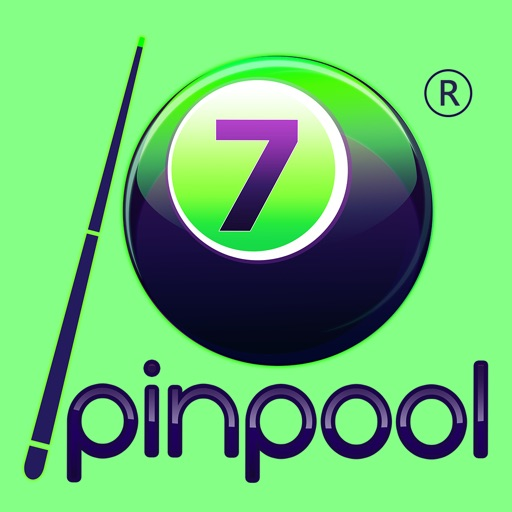 7 Pin Pool icon