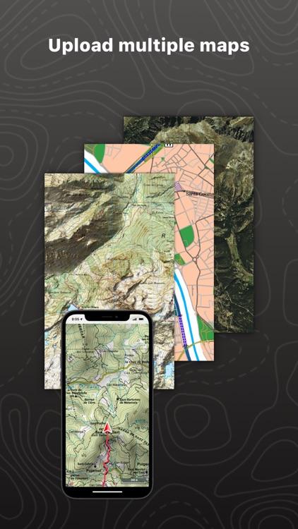 TwoNav: Maps Routes screenshot-5