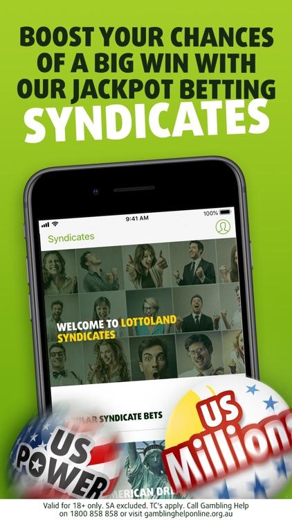 Lottoland AU: The betting App