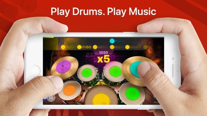 WeDrum - Drums, Drum Pad Games Screenshot
