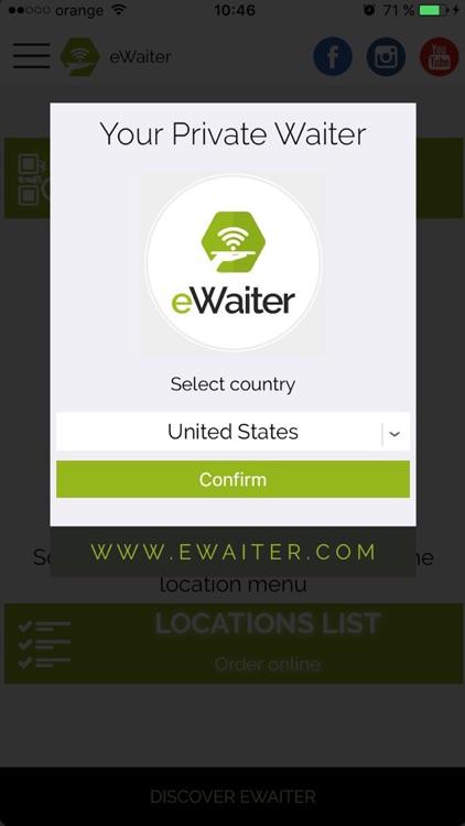 eWaiter App screenshot-8