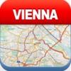 维也纳离线地图 - 城市 地铁 机场
