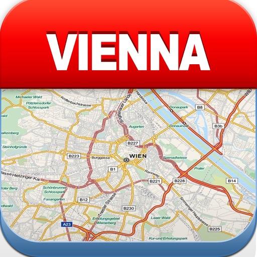 Vienna Offline Map - Metro