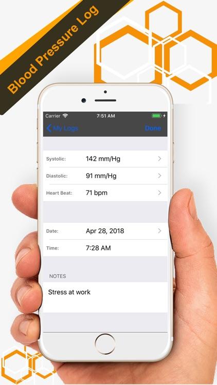 Blood Pressure Tracker - Pro