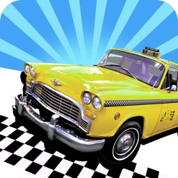 Funky taxi Driving Simulator