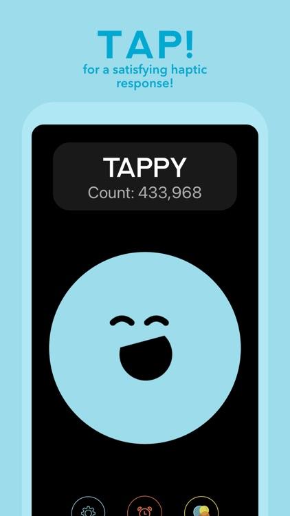 Tappy - Haptic Fidgeter