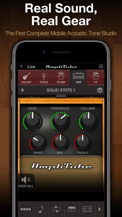 AmpliTube Acousticのおすすめ画像1