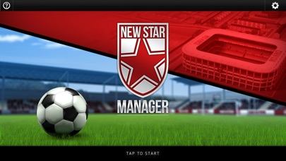 New Star Soccer Manager Screenshot 1