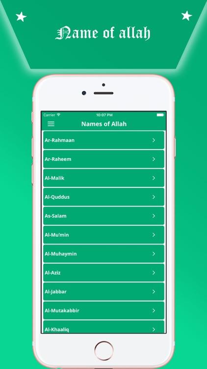 Muslim Prayer Time and Quran screenshot-4