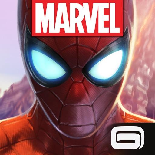 MARVEL Spider-Man Unlimited iOS App