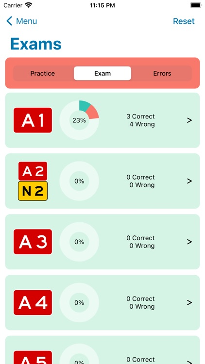 Traffic Lessons screenshot-3
