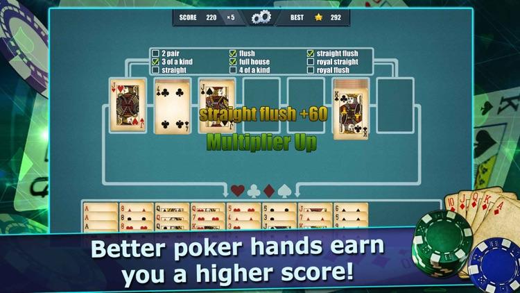 Pokitaire! Poker & Solitaire screenshot-3