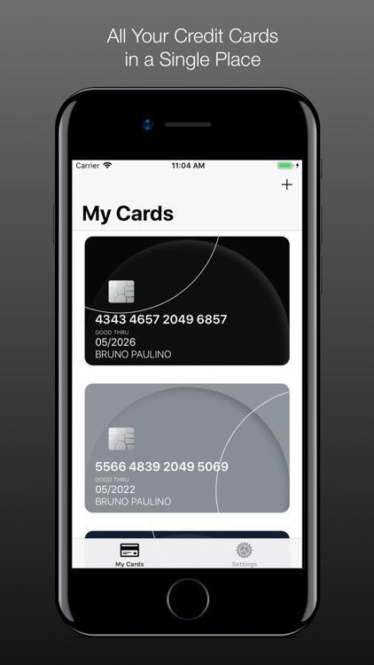 Card Vault - Your Card Wallet