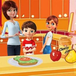 Virtual Family: Happy Mom Care