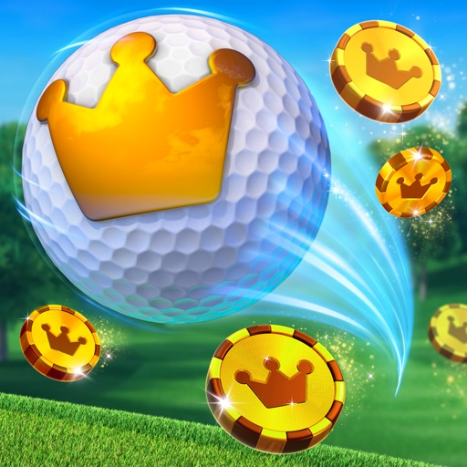 Golf Clash application logo