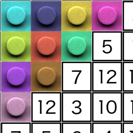 Download Magic Number Drawing free for iPhone, iPod and iPad