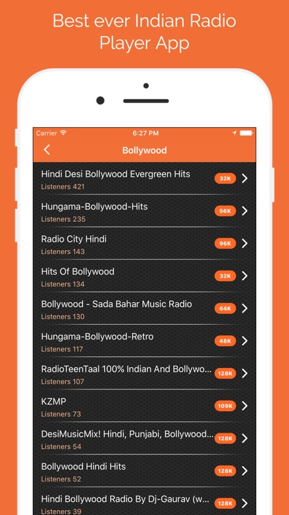 Indian Radio - Desi Stations