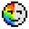 píxel artista: colorear número