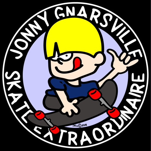 Jonny Gnarsville and Friends