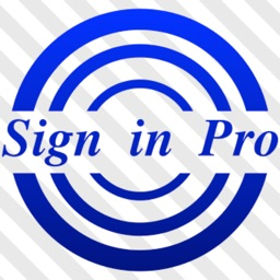 Signing in pro