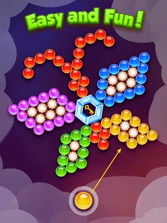 Bubble Whirl Shooter на iPad