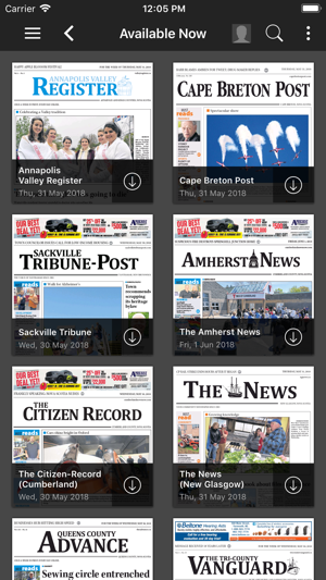 amherst daily news amherst ns