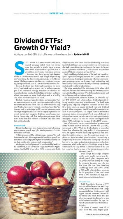 Financial Advisor Magazine screenshot-4