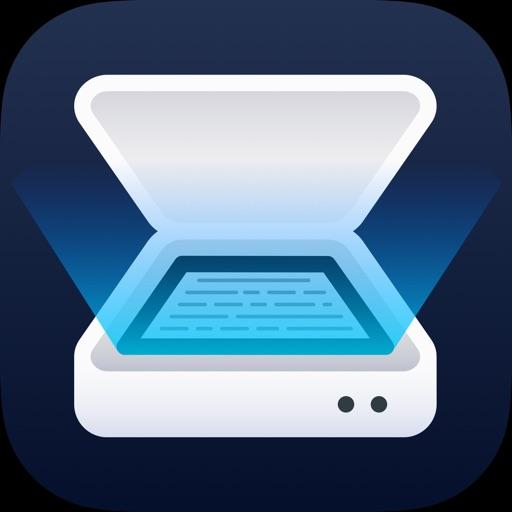 Scanner App: Scannen von PDF