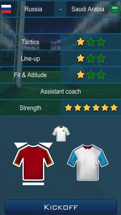 Soccer Winner Coach 2018 screenshot-4